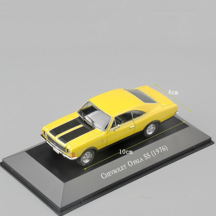 1/43 Diecast Car Model Toys Yellow Vehicle Model Gifts Collection For Children Best Gifts