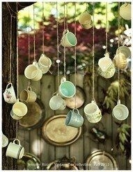 for my future yard with pottery!