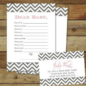 Sweet Baby Shower Game