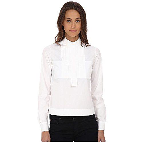 (ディースクエアード) DSQUARED2 レディース トップス カジュアルシャツ Karen Shirt 並行輸入品  新品【取り寄せ商品のため、お届けまでに2週間前後かかります。】 表示サイズ表はすべて【参考サイズ】です。ご不明点はお問合せ下さい。 カラー:White