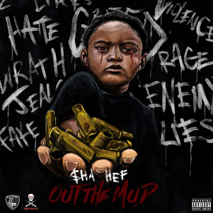I've always been impressed with $ha Hef guest appearances although I've never given his solo catalog the deep dive it likely deserves. He's definitely bringing some heat on his new project Out The Mud though, so if you're completely unfamiliar this would be a good place to start. Think RetcH and Da$H levels of grimy with guest appearances from Bodega BAMZ and the late Prodigy.    Stream http://nahright.com/2017/07/18/sha-hef-drops-mud-mixtape/
