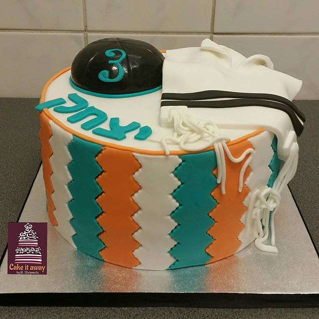 Upsherin Twin Cakes