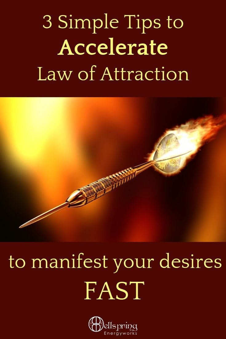 3 Tips to Get Specific with Law of Attraction