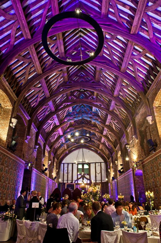 Hatfield House great wedding venue