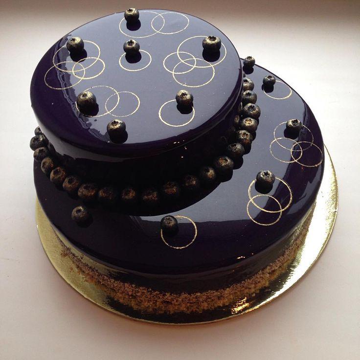 Good morning! Доброе утро решила весь торт тоже показать, что то мне он нравиться здесь чуть темнее вышел, реальный цвет, как на предыдущем фото. Отличного дня