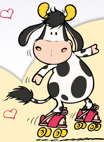 NICI Selection: Camilla Cow:)