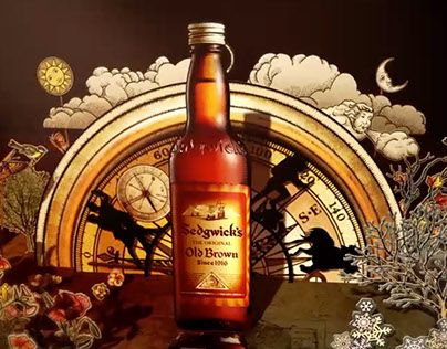 """Check out new work on my @Behance portfolio: """"Sedgwick's Old Brown Sherry """"Old Brown Tales"""" animation"""" http://be.net/gallery/49459793/Sedgwicks-Old-Brown-Sherry-Old-Brown-Tales-animation"""
