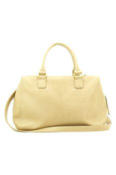 Alibi Paris Janica Shoulder Bag - Beige