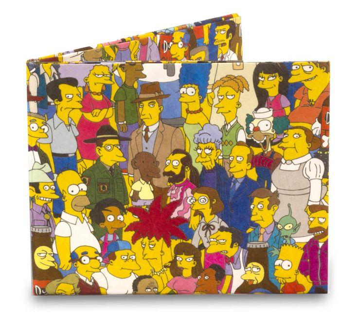 Chucklehead Toys - Simpson Cast Mighty Wallet, $15.00 (http://www.chuckleheadtoys.com/simpson-cast-mighty-wallet/)