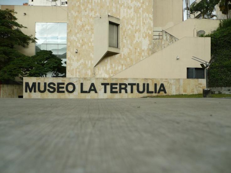 Museo la tertulia. Cali, Colombia.