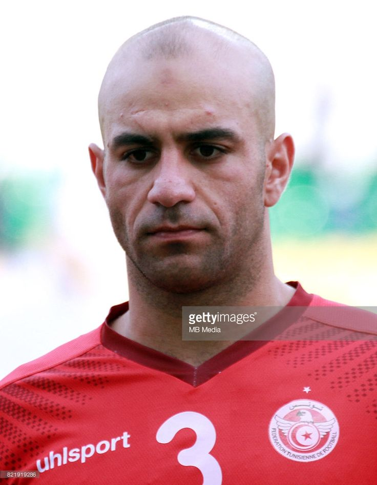 Confederation of African Football - World Cup Fifa Russia 2018 Qualifier / 'nTunisia National Team - Preview Set - 'nAymen Abdennour
