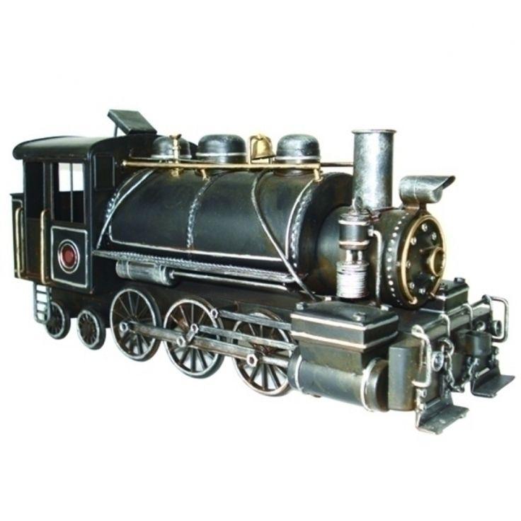 Locomotiva de Metal