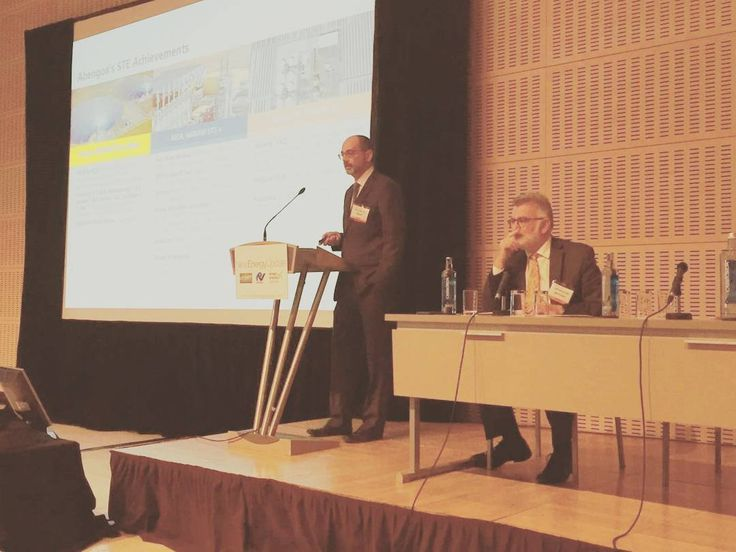 Nuestra #experiencia en la construcción de tres plantas termosolares en #Sudáfrica ha sido el tema central de nuestra ponencia en #CSPToday hoy en #Sevilla // Our #experience in the construction of three solar thermal power plants in #SouthAfrica was the main theme of our discourse at #CSPToday today in #Seville #leccionesaprendidas #congresos #exposición #conocimiento #b2bbusiness #debate #conclusiones #energiasolar #energiatermosolar #energiarenovable #ceroemisiones #lessionslearned…