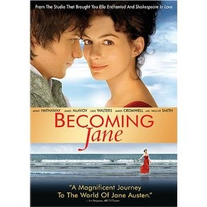 Watch all the Jane Austen movies before watching this one.  Then everything in her life makes sense!