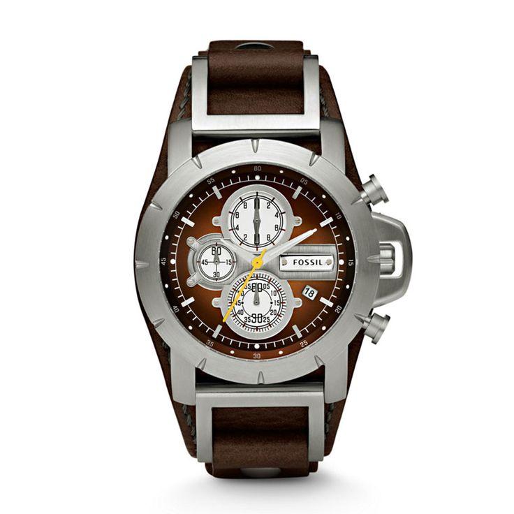Ceas barbatesc Fossil JAKE JR1157 este un produs nou si original. Ceas barbatesc Fossil JAKE JR1157 este livrat in cutie proprie, impreuna cu manualul de utilizare, factura si certificat de garantie.