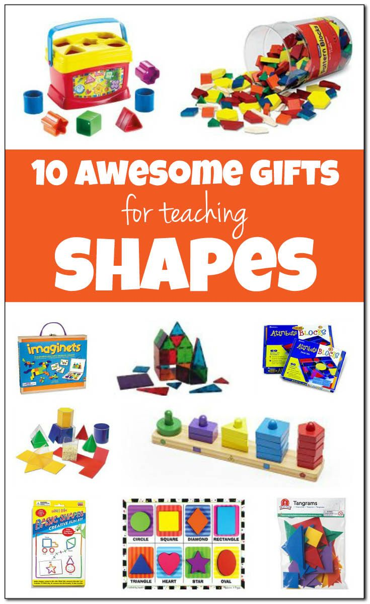 360 Best Shapes For Kids Images On Pinterest Abcs Books