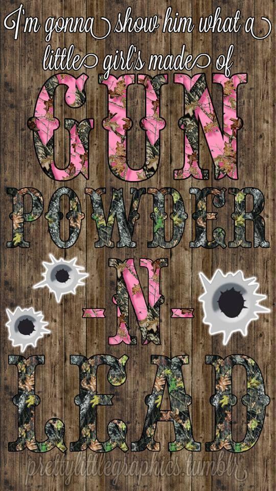 Gun Powder & Lead <3