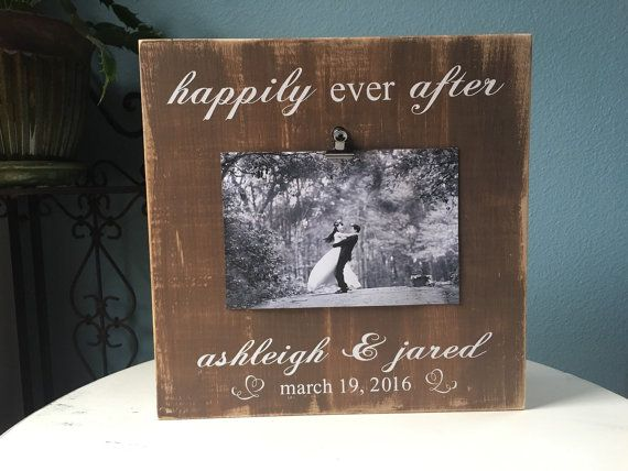 Personalized Disney Wedding Gifts: 1000+ Ideas About Disney Picture Frames On Pinterest