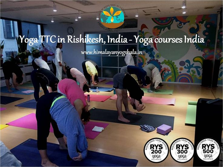 300 Hour Yoga TTC in Rishikesh 300-hour residential hatha yoga teacher training course in India registered with Yoga Alliance, India. This is an intensive yoga course designed for yoga teachers designated as – RYT 200. http://himalayanyogshala.in/300-hour-yoga-ttc-in-rishikesh-india.html