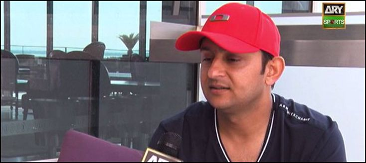 Faisal Iqbal talks about giving batting advice to Shahid Afridi