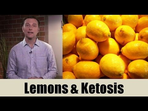 Why Lemons are Essential on a Ketogenic Diet - YouTube