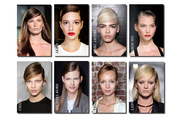 Saçlarınızı yandan ayırın, yeni sezon trendlerine ayak uydurun.