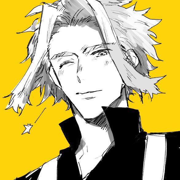 teenage Toshinori / All Might   My Hero Academia BNHA