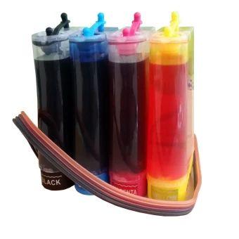 ลดราคา  Modify ink ชุด Ink Tank สำหรับเครื่อง Canon 4สี ทุกรุ่น ( พร้อมหมึก)  ราคาเพียง  450 บาท  เท่านั้น คุณสมบัติ มีดังนี้ หมึกพิมพ์คุณภาพสูง ink Tank ช่วยประหยัดสูงสุด ไม่ทำให้หัวพิมพ์อุดตัน ไม่มีผลกระทบกับเครื่องพิมพ์ มีคู่มือการใช้งานและติดตั้ง