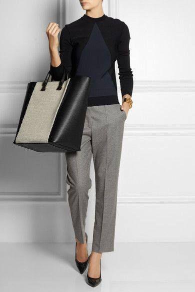 A nadrágok is bekerültek a nők ruhatárába, így megszűnt a férfiak egyeduralma a nadrágviselés terén. Ehhez nagyban hozzájárultak a filmvászon sztárjai is.   Greta Garbo például olyan lezser fazonú nadrágokat szeretett, amik eltakarták testének kontúrját.