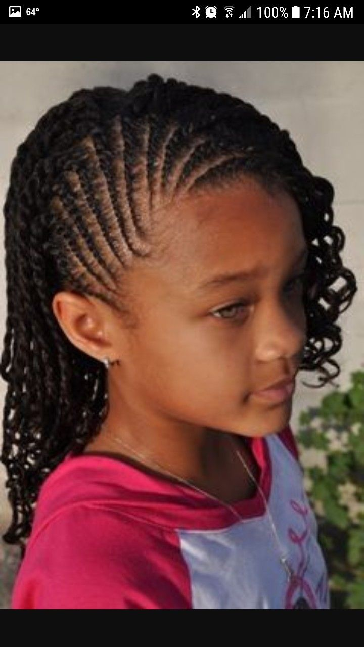 kids braids hairsytles
