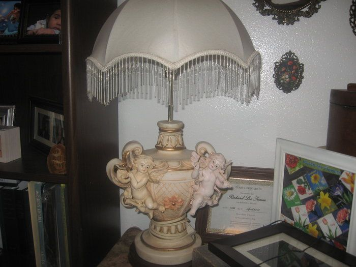 Ok Collection Ok Collection Quot Angel Lamp 75 Lamp Antique Lamps Chandelier Lamp