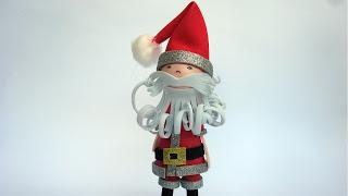 Fofucha Papa Noel- Santa Claus