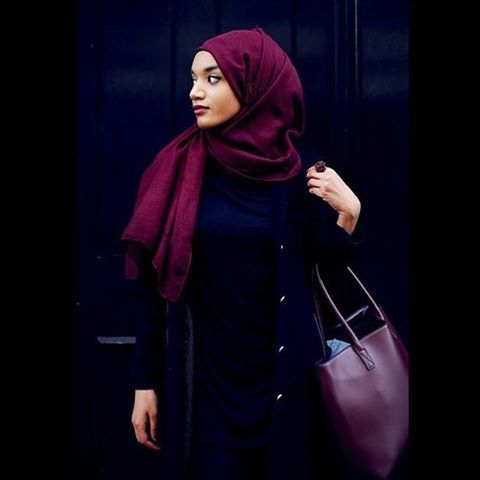 @anlya_modestfashion #hijabiselegant