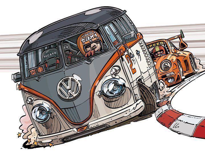 Pin By Kiku On ミニ Art Cars Super Cars Car Cartoon