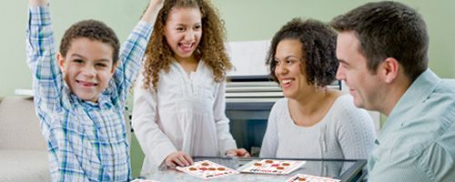 """Show Love to Others: You've probably never heard of """"Love Bingo,"""" but it's a great way to help your children understand that all people are valuable, especially in God's eyes."""