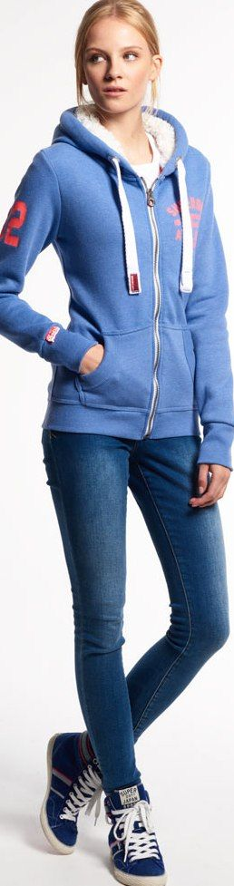 Superdry Womens Fall 2015