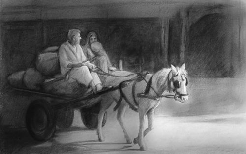"""8th – 20th Sept.'14: Pradarshak presents """"Black & White"""" Debut Solo Exhibition of Charcoal Paintings by Jinal Gada  http://www.gallerypradarshak.com/2014/09/on-view-at-pradarshak-black-white.html"""