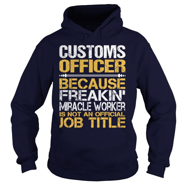 nice   Awesome Tee For  Customs Officer -  Shirts Today