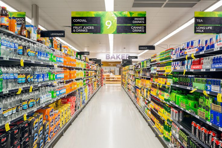 Woolworths Supermarket Wolli Creek - bringing a Fresh look to the ...