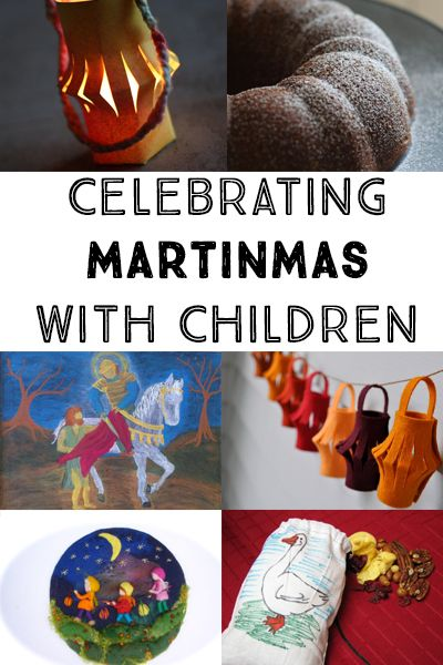 Martinmas is a time to celebrate charity by donating clothing to the poor. Martinmas also falls at the end of the harvest and during some of the shortest days of the year.