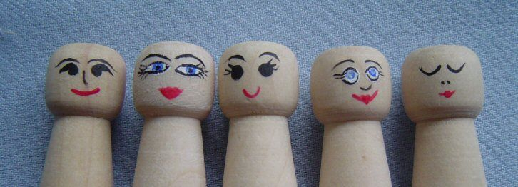 Doll faces - Google Search