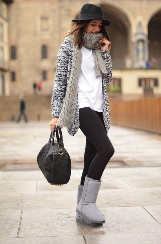 04a0b84569 cliomakeup-come-abbinare-gli-ugg-18-colori | Women's fashion nel ...