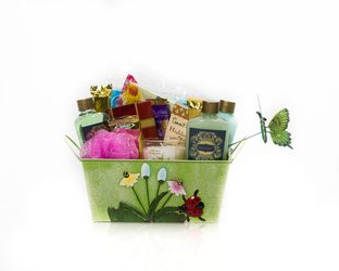#Mother's Day and #Spring Themed #Gift #Baskets- Basketful.ca - #Ottawa, ON. Gourmet | Spa | Baby | Corporate Gift Baskets