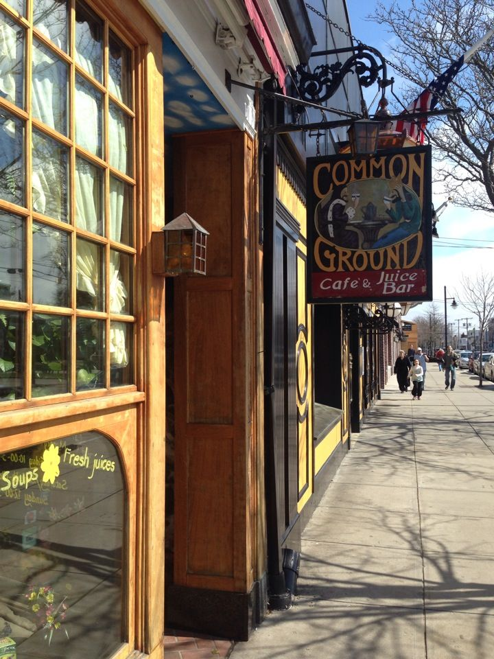 Common Ground Cafe in Hyannis, MA