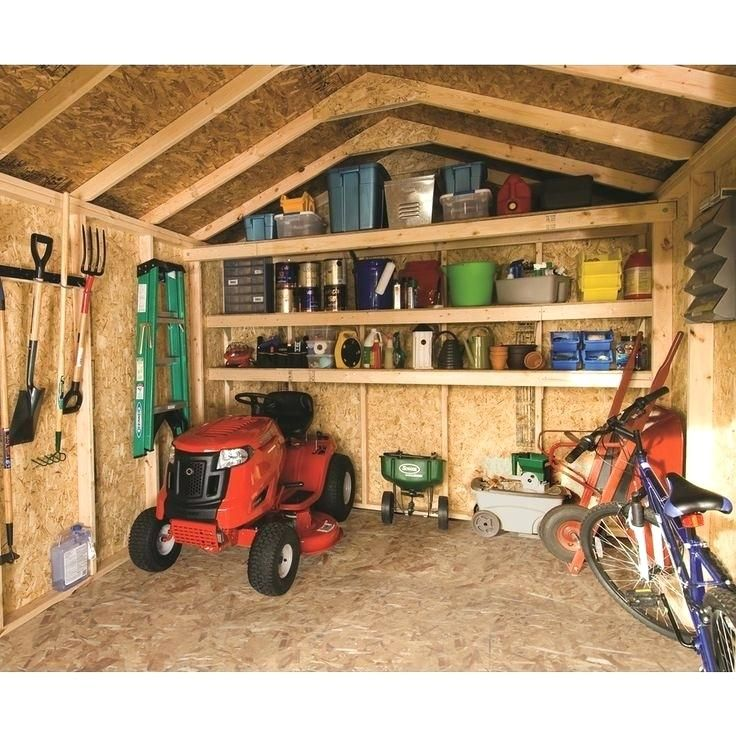 Shed Interior Storage Ideas Design For Shed Interior Storage Ideas