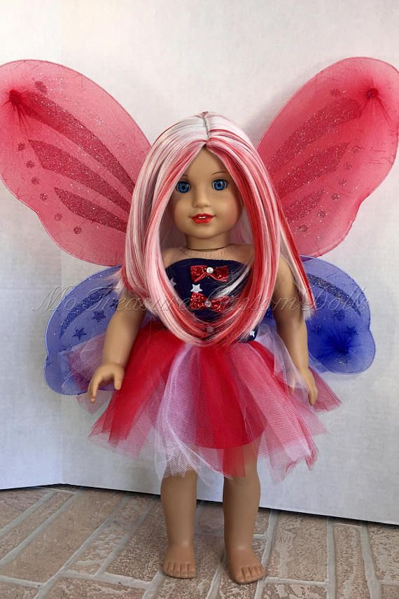 SALE TODAY ONLY Custom American Girl Doll