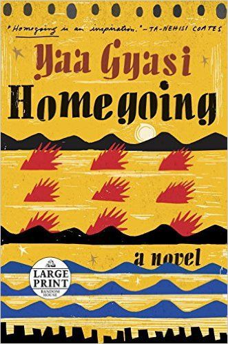 Author : Yaa Gyasi Version : Kindle Genre : Fiction, Historical Fiction Source : NetGalley.com Publisher : Penguin Pages : 320  Homegoing is the debut novel of Yaa Gyasi. The book takes us through the lives of two half...