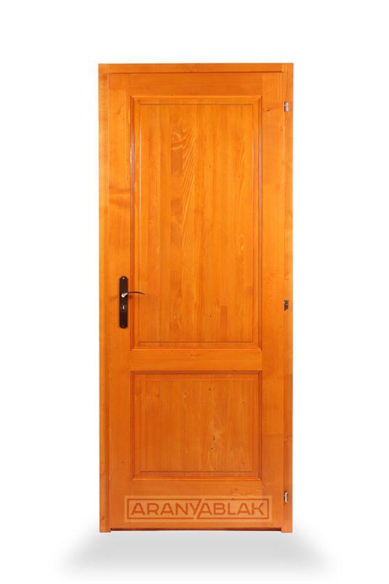 Beltéri ajtók közvetlen a gyártótól! Luc és borovi fa belső   ajtók, sok száz féle variációban.  Országos bolthálózat, 20 év szakmai múlt.