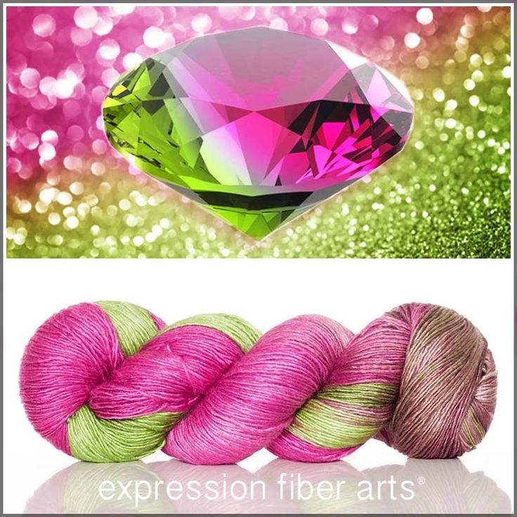 Expression Fiber Arts, Inc. - OCTOBER TOURMALINE SUPERWASH MERINO SILK PEARLESCENT FINGERING YARN, $30.00 (http://www.expressionfiberarts.com/products/october-tourmaline-superwash-merino-silk-pearlescent-fingering.html)