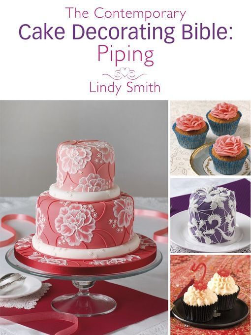Cake Decorating Bible : 17 Best images about Must Read Baking Books on Pinterest ...